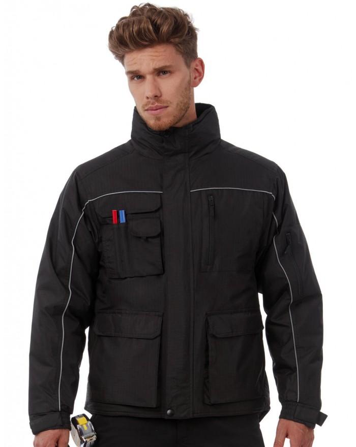 Veste Shelter PRO Résiste au vent et waterproof - Veste Personnalisée avec marquage broderie, flocage ou impression. Grossist...