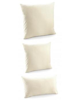 Fairtrade Coton Toile Housse de coussin - Bagagerie Personnalisée avec marquage broderie, flocage ou impression. Grossiste ve...