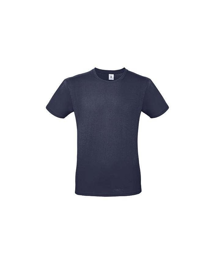 #E150 T-Shirt Homme - Tee-shirt Personnalisé avec marquage broderie, flocage ou impression. Grossiste vetements vierge à pers...