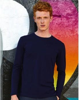 T-Shirt Homme Inspire LSL T - Vêtements & sacs Bio Personnalisés avec marquage broderie, flocage ou impression