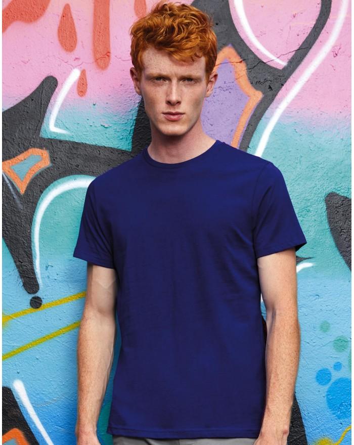 T-Shirt Homme Inspire Plus T - Vêtements & sacs Bio Personnalisés avec marquage broderie, flocage ou impression. Grossiste ve...