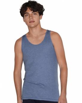 Débardeur Top Unisexe Tri-Blend - Tee-shirt Personnalisé avec marquage broderie, flocage ou impression. Grossiste vetements v...