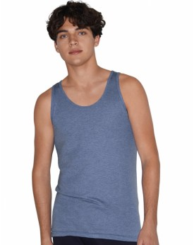 Unisex Tri-Blend Débardeur Top Tee-shirts