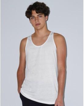 Débardeur Unisexe pour Sublimation - Tee-shirt Personnalisé avec marquage broderie, flocage ou impression. Grossiste vetement...