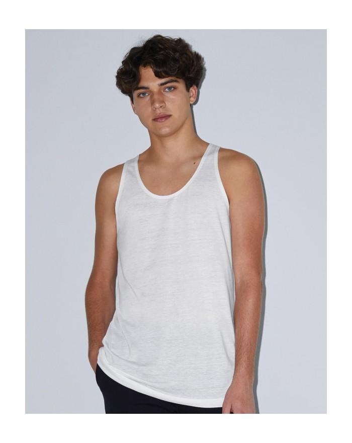 Unisex Sublimation Débardeur Tee-shirts