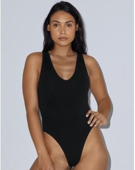 Bodysuit Femme Débardeur Thong - Tee-shirt Personnalisé avec marquage broderie, flocage ou impression. Grossiste vetements vi...