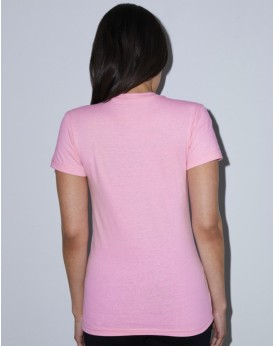 Femme Fine Jersey T-Shirt - New avec marquage broderie, flocage ou impression. Grossiste vetements vierge à personnalisable