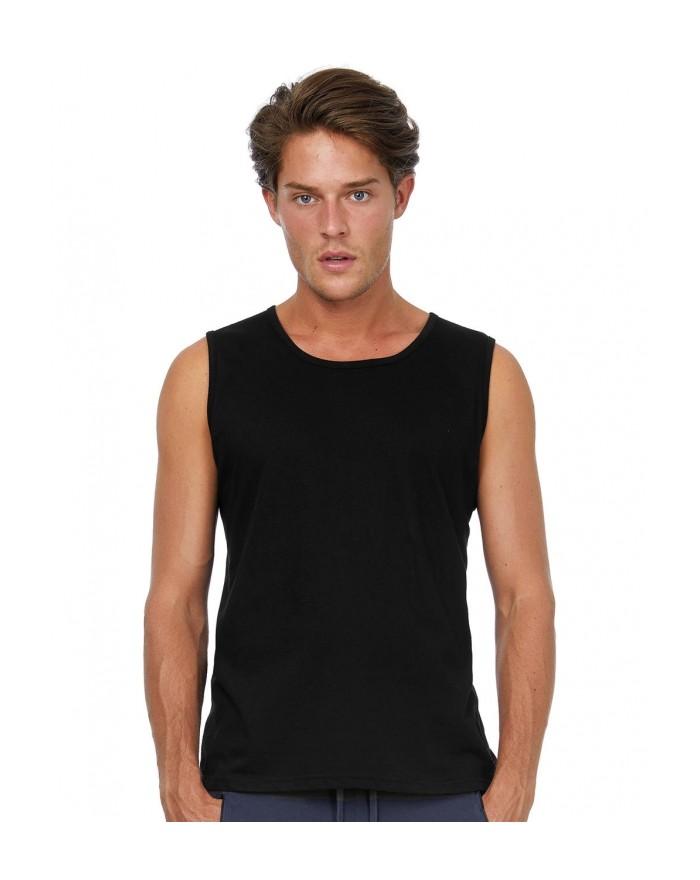 Débardeur Homme Athletic Move - Tee-shirt Personnalisé avec marquage broderie, flocage ou impression. Grossiste vetements vie...