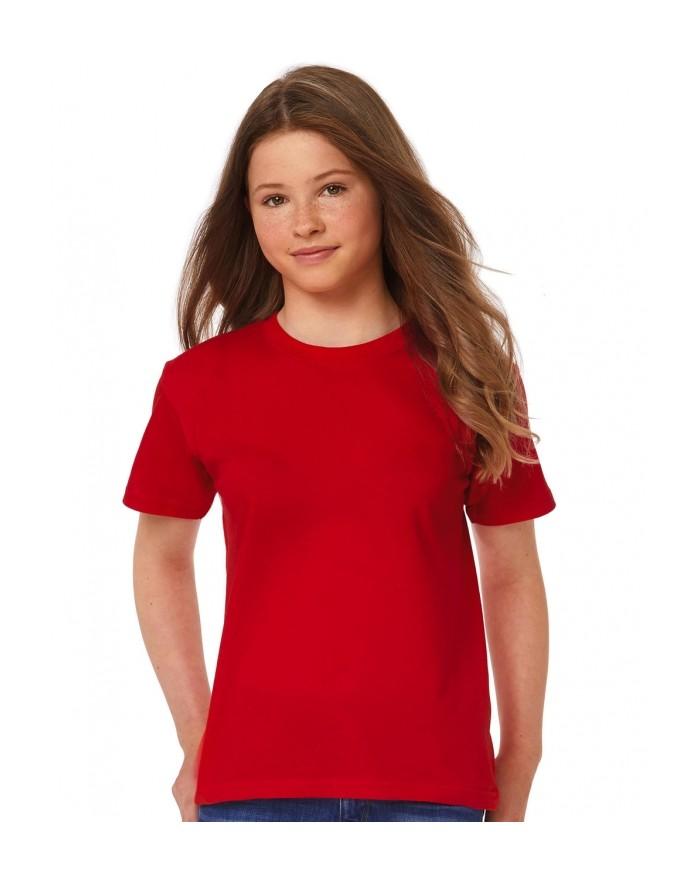 Exact 150/Enfant T-Shirt - Vêtements Enfant Personnalisés avec marquage broderie, flocage ou impression. Grossiste vetements ...