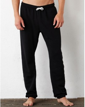 Unisex Poly-Coton Scrunch Pantalon Sports