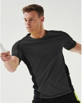 T-Shirt Beijing Tissu léger piqué ISOVENT - Vêtements de Sport Personnalisés avec marquage broderie, flocage ou impression