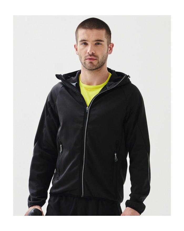 Veste Powerstretch Helsinki - Vêtements de Sport Personnalisés avec marquage broderie, flocage ou impression