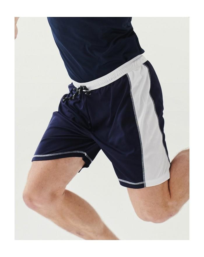 Short Tokyo II Court - Vêtements de Sport Personnalisés avec marquage broderie, flocage ou impression. Grossiste vetements vi...