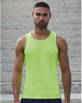 Débardeur respirant Performance - Vêtements de Sport Personnalisés avec marquage broderie, flocage ou impression. Grossiste v...