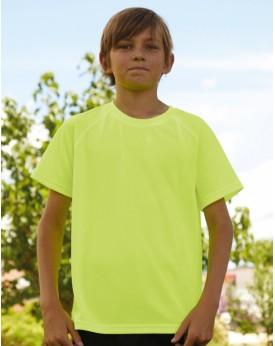 Performance Enfant Tee-Shirt Sports
