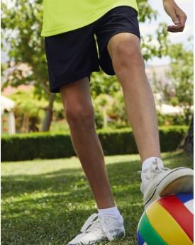 Short respirant Enfant Performance - Vêtements de Sport Personnalisés avec marquage broderie, flocage ou impression. Grossist...