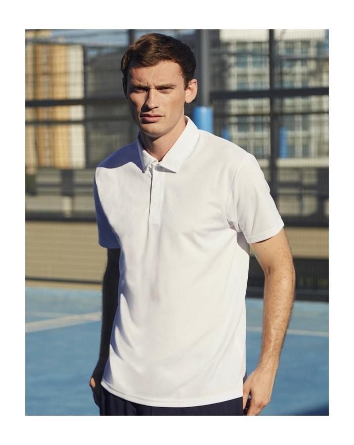 Polo respirant Performance - Vêtements de Sport Personnalisés avec marquage broderie, flocage ou impression. Grossiste veteme...