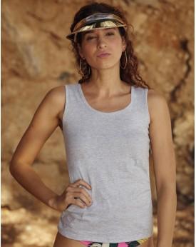 Débardeur Femme Valueweight - Tee-shirt Personnalisé avec marquage broderie, flocage ou impression