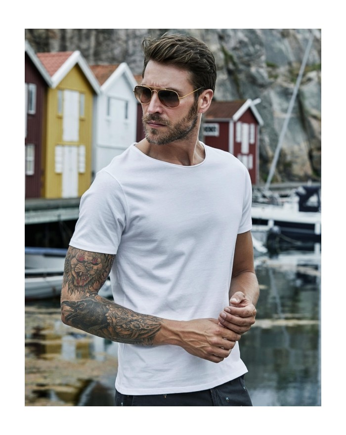 Raw Edge T-Shirt Tee-shirts