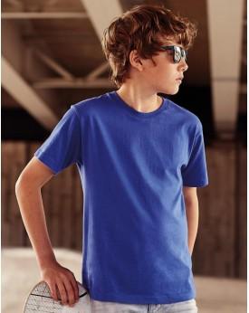T-Shirt Enfant Slim - Vêtements Enfant Personnalisés avec marquage broderie, flocage ou impression. Grossiste vetements vierg...