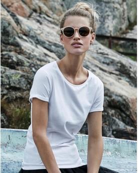 Femme Roll-Up T-Shirt Tee-shirts