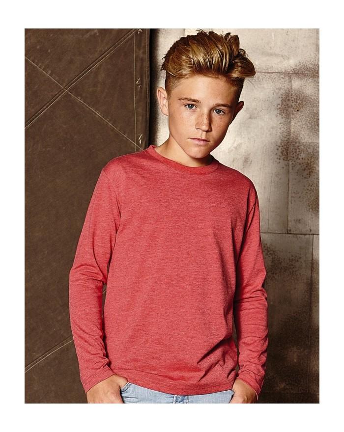 Garçons Long Manche HD T-Shirt Enfants