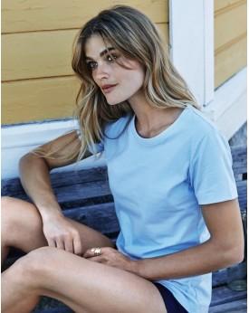 T-shirt Femme Sof-Tee - Tee-shirt Personnalisé avec marquage broderie, flocage ou impression
