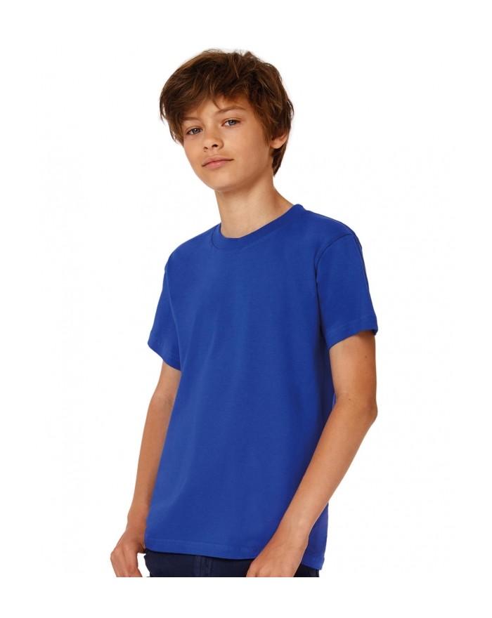 Exact 190/Enfant T-Shirt - Vêtements Enfant Personnalisés avec marquage broderie, flocage ou impression. Grossiste vetements ...