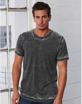 T-Shirt Unisexe Poly-Coton - Tee-shirt Personnalisé avec marquage broderie, flocage ou impression. Grossiste vetements vierge...