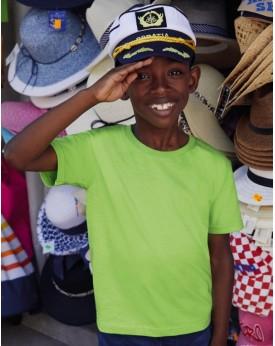 Tee-Shirt Enfant toucher super doux Sofspun - Vêtements Enfant Personnalisés avec marquage broderie, flocage ou impression. G...