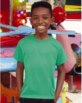 Tee-Shirt Enfant Valueweight - Vêtements Enfant Personnalisés avec marquage broderie, flocage ou impression