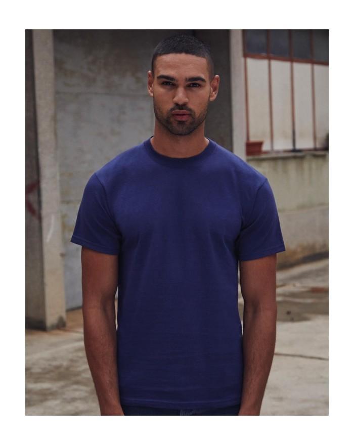 T-shirt coton lourd T - Tee-shirt Personnalisé avec marquage broderie, flocage ou impression. Grossiste vetements vierge à pe...