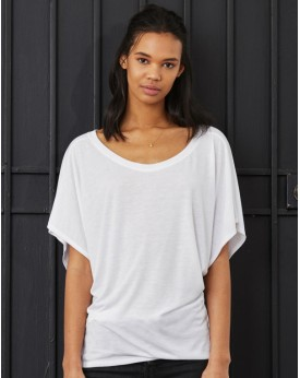 T-shirt manches Drap viscose - Tee shirt Personnalisé avec marquage broderie, flocage ou impression. Grossiste vetements vier...