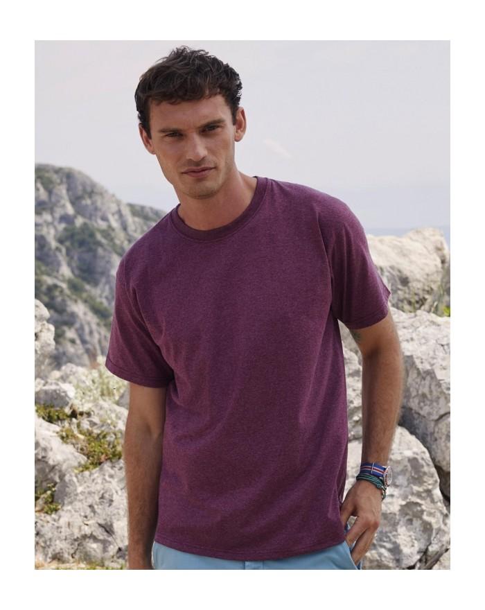 T-Shirt Valueweight - Tee-shirt Personnalisé avec marquage broderie, flocage ou impression. Grossiste vetements vierge à pers...