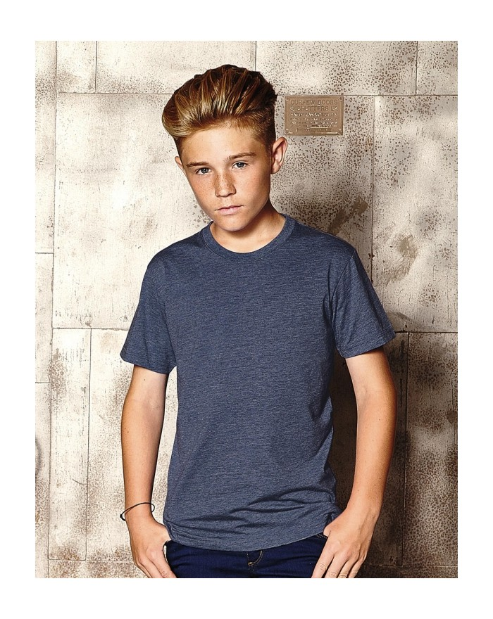T-Shirt Garçons HD polycoton - Vêtements Enfant Personnalisés avec marquage broderie, flocage ou impression. Grossiste veteme...