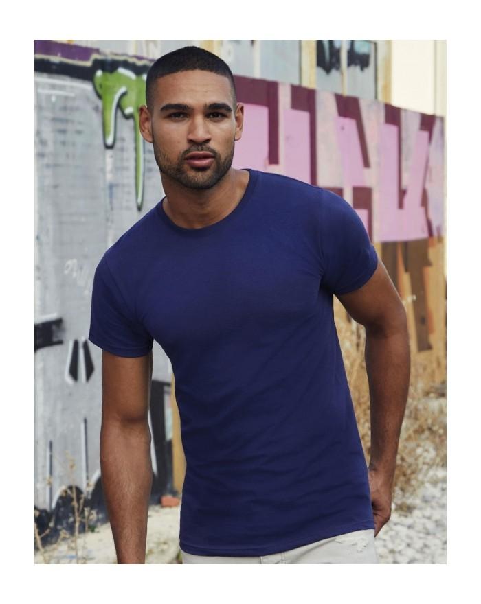 T-shirt Homme toucher doux Sofspun T - Tee-shirt Personnalisé avec marquage broderie, flocage ou impression. Grossiste veteme...