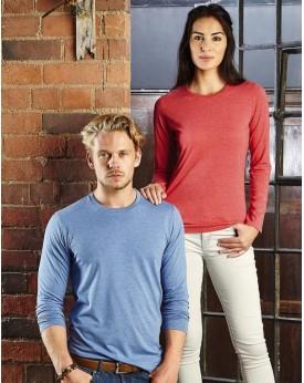 T-Shirt Homme manches longues HD polycoton - Tee-shirt Personnalisé avec marquage broderie, flocage ou impression. Grossiste ...