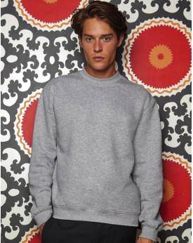 Sweatshirt Set In - Sweat Personnalisé avec marquage broderie, flocage ou impression. Grossiste vetements vierge à personnali...