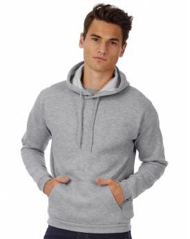Sweatshirt Unisex à capuche ID.203 50/50 - Sweat Personnalisé avec marquage broderie, flocage ou impression. Grossiste veteme...