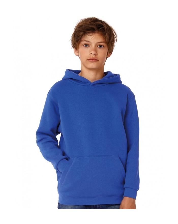 Sweat à Capuche Enfant Set-In - Vêtements Enfant Personnalisés avec marquage broderie, flocage ou impression. Grossiste vetem...