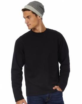 Ourlet Ouvert Sweatshirt Sweats