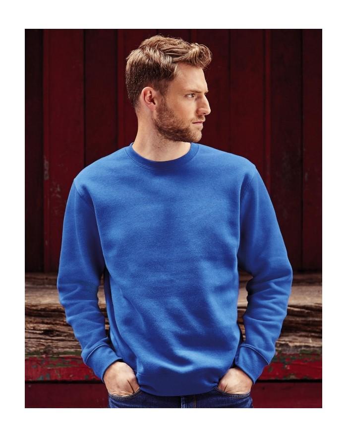 Sweatshirt Authentique Set-In - Sweat Personnalisé avec marquage broderie, flocage ou impression. Grossiste vetements vierge ...