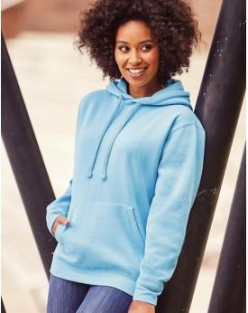 Sweatshirt à Capuche Unisexe - Sweat Personnalisé avec marquage broderie, flocage ou impression. Grossiste vetements vierge à...