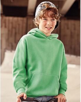 Sweat à Capuche Enfant - Vêtements Enfant Personnalisés avec marquage broderie, flocage ou impression. Grossiste vetements vi...