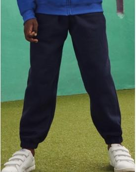 Pantalon de jogging Enfant Classique Élastiqué Manchette Jog - Vêtements Enfant Personnalisés avec marquage broderie, flocage...