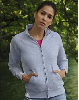 Femme Premium Sweat Veste Sweats