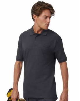 Polo Skill Pro Vêtement de travail À Poche - Vêtement de travail Personnalisé avec marquage broderie, flocage ou impression. ...