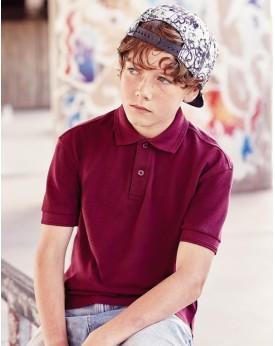 Polo Enfant Better - Vêtements Enfant Personnalisés avec marquage broderie, flocage ou impression. Grossiste vetements vierge...