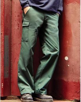 "Twill Workwear Trousers length 34"" Pantalons"