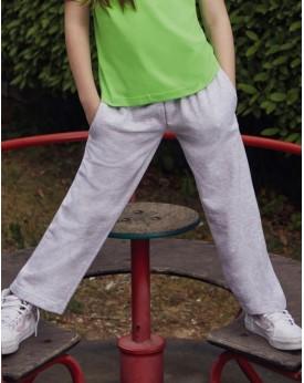 Pantalon Kids Lightweight Ourlet Ouvert Jog Enfants